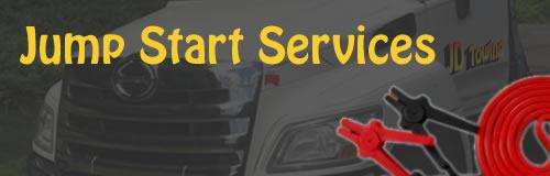 Jump start service in Frisco