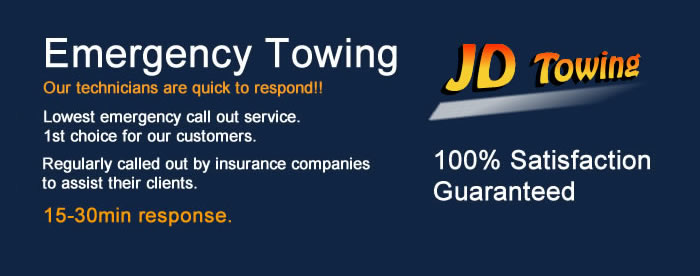 Affordable Towing in Frisco